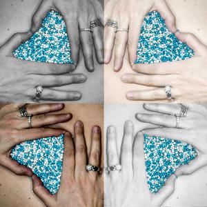 Blauwe muisjes 25